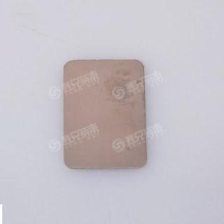 yabo亚博电竞下载 灯箱配件 不锈钢弹片白色 18*20.5mm