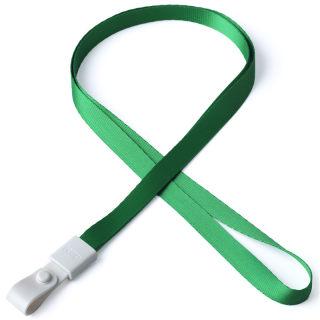 瑞普 软胶扣涤纶挂绳 7723 草绿 10mm