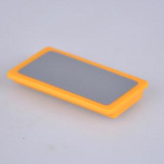 赛兄纳弟 装得快白板磁条 黄色5cm 5cm