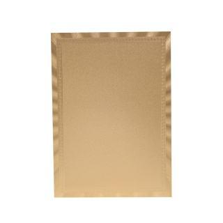 yabo亚博电竞下载 金箔纸 平雕旧沙双面金银色 300*400mm