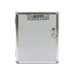 yabo亚博电竞下载 钥匙箱 XD-BA1032-1 银色 270*55*325mm