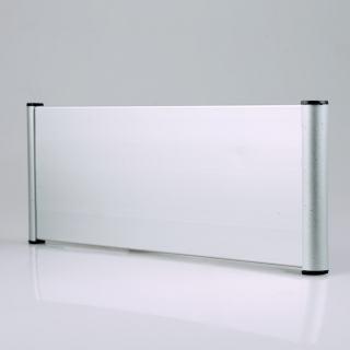 雅芳 单面铝边 银色 12*28cm