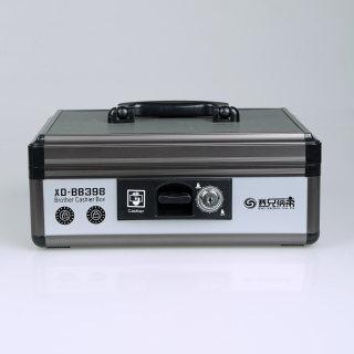 赛兄纳弟 收银箱 XD-BB398 铁灰色 290*210*115mm