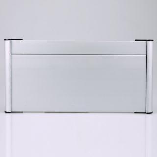 雅芳 单面铝边 3+12*28银色 3+12*28cm