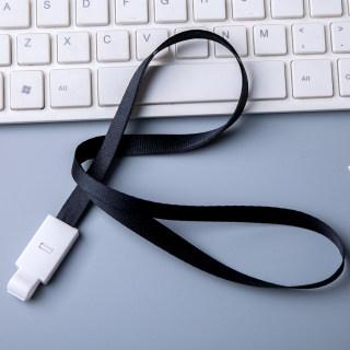 优和 1.0挂绳 6734 黑色 10mm*46cm