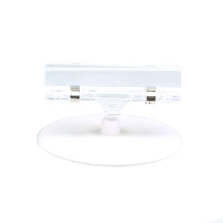 雅量 透明夹 JY01 透明 9*5cm