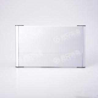 金雕 科室牌 6+12cm分体 单面铝