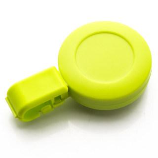 优和 易拉扣 6705黄绿 5.15*3.2*1.5cm