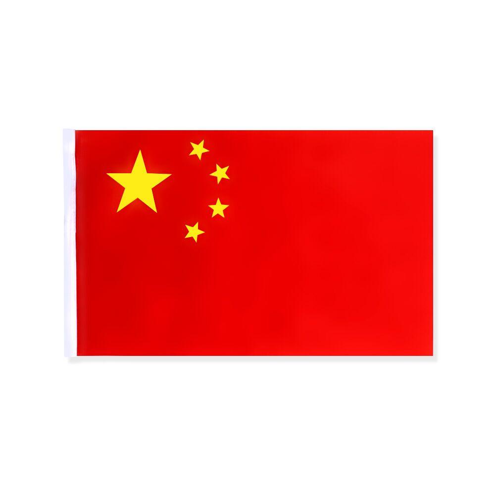 防水、普通中国国旗 五星红旗旗子国庆节装饰大号标准红旗
