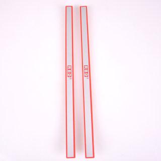赛兄纳弟 装得快白板磁条 红色30cm 30cm