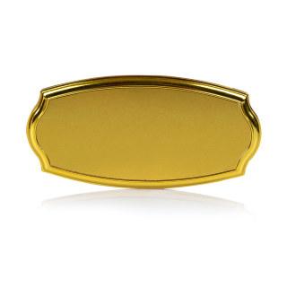 雅芳 小缺角金 金色 8.2*17cm