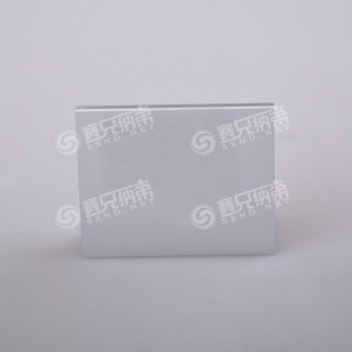 betway必威体育app 8公分卡布灯箱型材1.2厚 K811 1.2厚电泳白