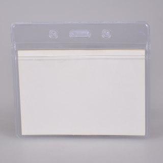 科记 防水硬胶套 T-078横(A7) 透明色 10.5*7.4cm