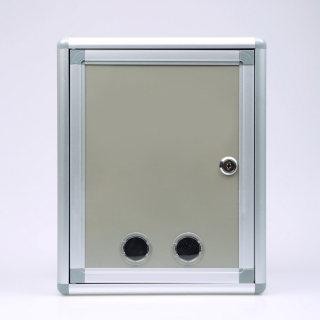betway必威体育app 意见箱 XD-BM036 空白银色 260*120*320mm