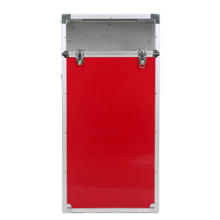 赛兄纳弟 空白箱投票箱 XD-BB092 红色 400*300*860mm