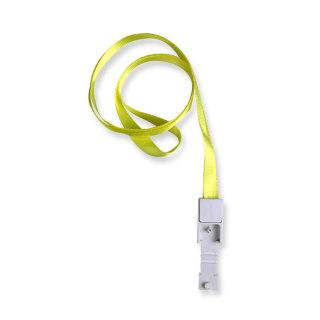 优和 挂绳绳带 6712 绿色 10mm*46cm