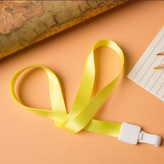 优和 1.5挂绳 6761 黄色 15mm*46cm