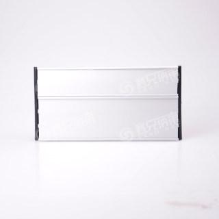 金雕 科室牌 6+9cm 黑边带槽