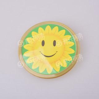betway必威体育app 微笑胸牌 RK08黄色 65*65mm