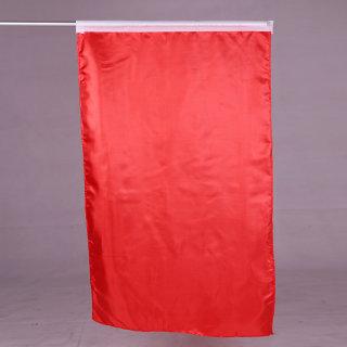 赛兄纳弟 轻盈纺彩旗 红色 80*120cm