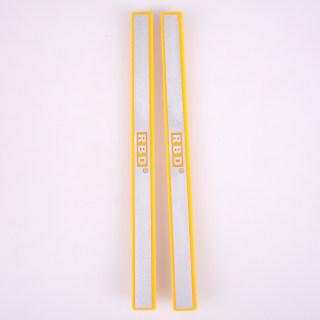 赛兄纳弟 装得快白板磁条 黄色20cm 20cm