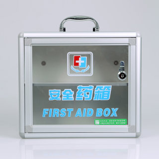 betway必威体育app 安全药箱 XD-BB010 银色 300*110*265mm