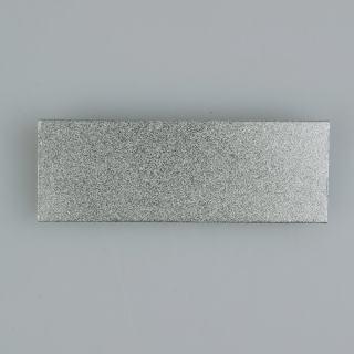 豪得 标示牌胸牌胸卡形象卡 SY-7025 银色 70*25mm