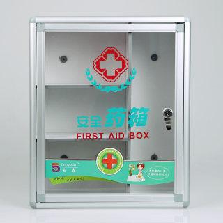 betway必威体育app 安全药箱 XD-BB013 银色 350*140*420mm