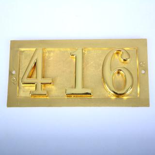赛兄纳弟 底板 三位金色普通 13.7*7cm三位