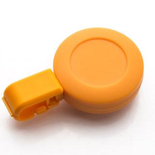 优和 易拉扣 6705黄色 5.15*3.2*1.5cm