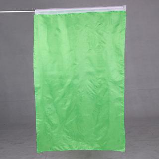 赛兄纳弟 轻盈纺彩旗 绿色 150*200cm