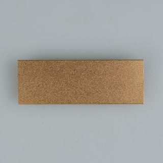 豪得 标示牌胸牌胸卡形象卡 SK-7025 金色 70*25mm